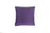 Chunky Knit Purple Cushion - Fervor + Hue