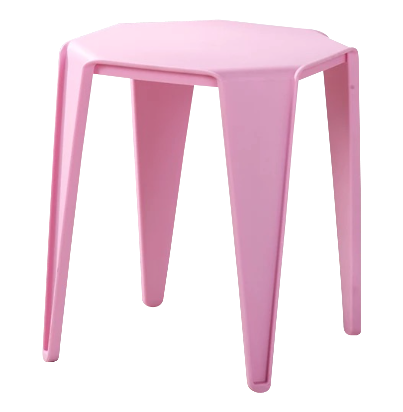 Spider Stools Pink