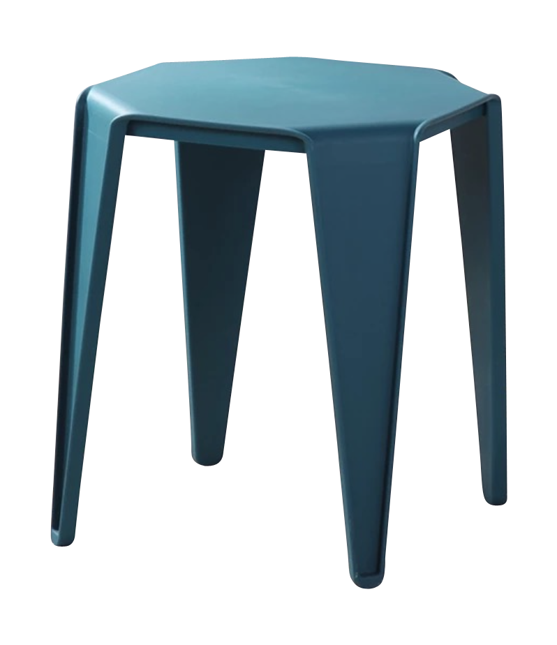 Spider Stools Teal
