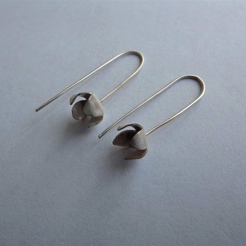 Contemporary Lily of the Valley Earrings