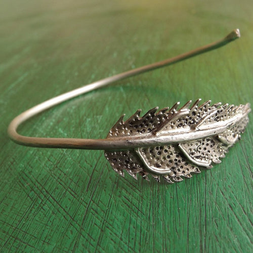 Veronica Leaf Bangle