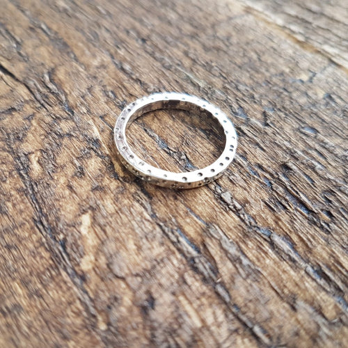 Dotty Square Ring