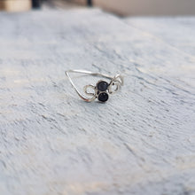 Double Gem Ring
