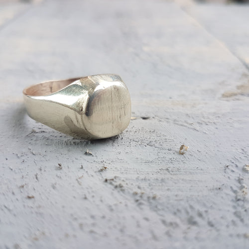 Free Form Signet Ring