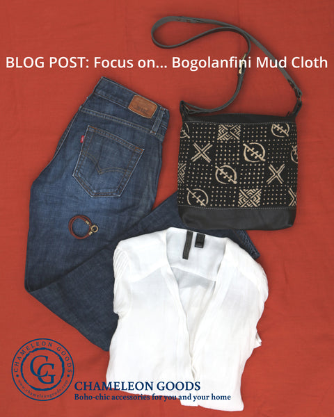 Focus on ... Bogolanfini Mud Cloth