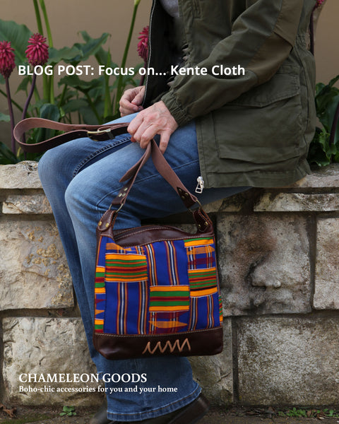 Focus on... Kente Cloth