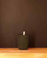 Umzi Fabric Storage Basket - Black