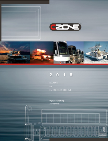 Czone 2018 catalogue