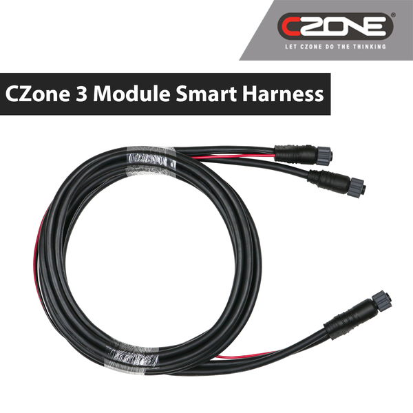 CZONE 3 Module Smart Harness 80-911-0172-00 | Buy at Czoneonline.com