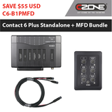 CZone - Contact 6 Plus Bundles - C6-B1PMFD