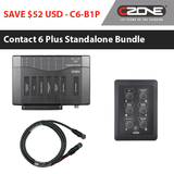 CZone Contact 6 Plus Bundles | Standalone Systems 6 Way Keypads