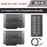 CZone Contact 6 Plus Bundles | Standalone Systems 12 Way Keypads