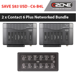 CZone - Contact 6 Plus Bundles - C6-B4L