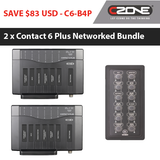CZone Contact 6 Plus Bundles | Networked Systems 12 Way Keypads