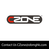 CZONE ACMI STAND ALONE BOARD CONNECTIONS - 80-911-0092-00