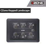 CZONE's Waterproof Keypad Landscape 80-911-0162-00 | Buy for $220