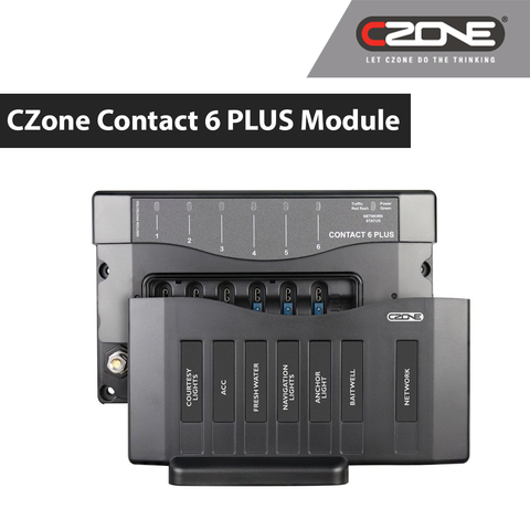 CZone - Contact 6 Plus Interface - 80-911-0160-00