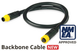 CZONE NMEA 2000 EXTENSION CABLE 0.5 2 5 10 METRE