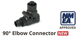 CZONE NMEA 90 DEGREE ELBOW CONNECTOR 80-911-0046-00 NEW