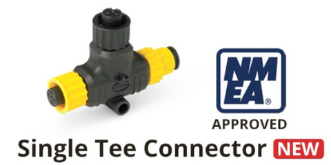 CZone - NMEA 2000 Network Single Tee Piece Connector - 80-911-0029-00