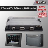 80-911-0100-00 | 80-911-0119-00 | 80-911-0134-00 Czone Touch 10 and Combination Output interface bundle for marine digital switching systems for your boat buy today and save | Price 5,663.58