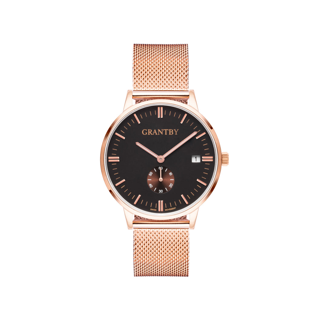 Rose Gold Concept 36 Milanese