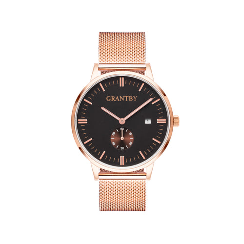 Rose Gold Concept 40 Milanese