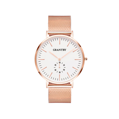 Rose Gold Mesh Character 40
