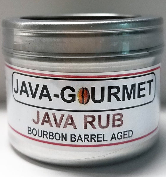 Bourbon Barrel Aged JAVA RUB