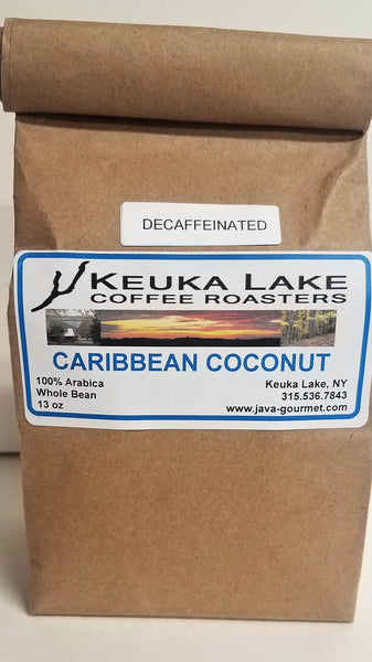 Caribbean Coconut Decaf