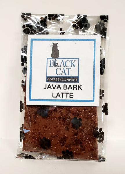 Black Cat Coffee Company JAVA BARK LATTE