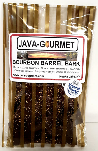 Bourbon Barrel Java Bark