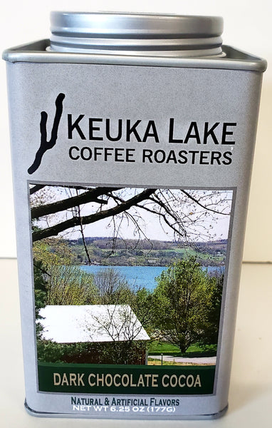 Keuka Lake Dark Chocolate Cocoa