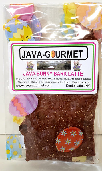 JAVA BUNNY BARK LATTE