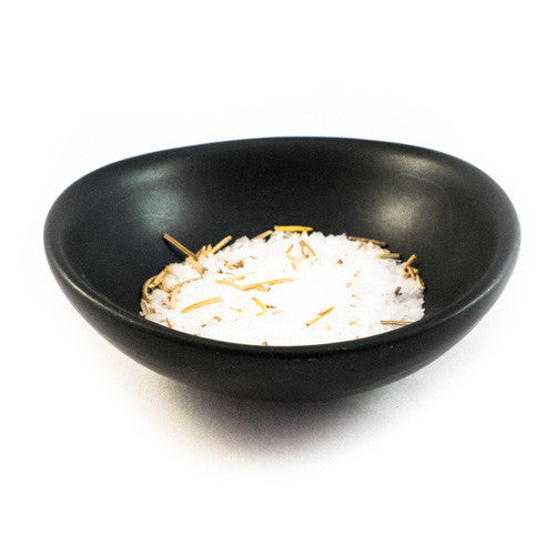 Seneca Salt Rosemary Culinary Flake Salt
