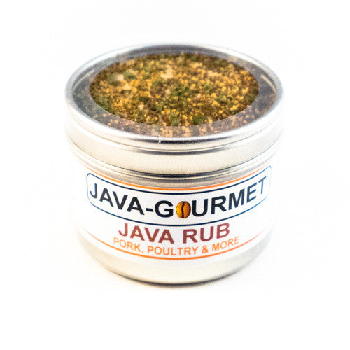 Pork, Poultry & More Java Rub