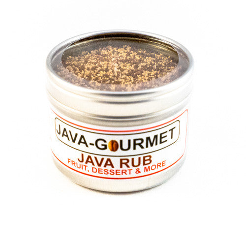 Fruit, Dessert, & More Java Rub