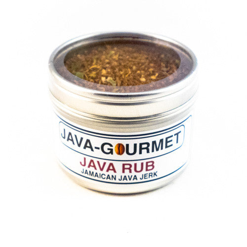 Jamaican Java Jerk Java Rub