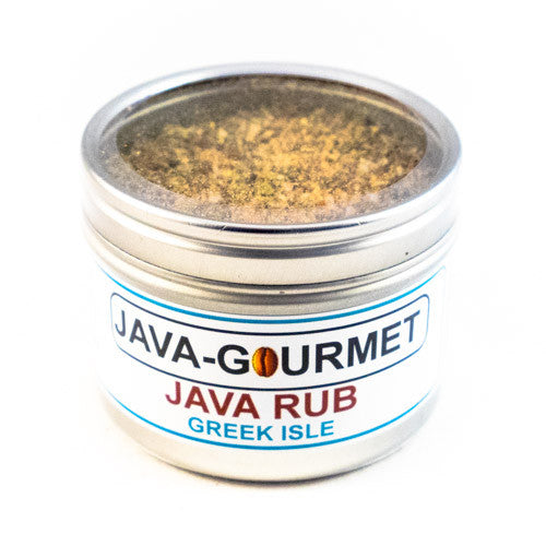 Greek Isle Java Rub