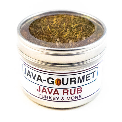 Turkey & More Java Rub