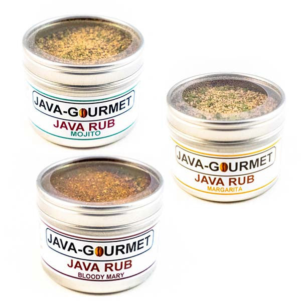 Java Rub Cocktail Collection