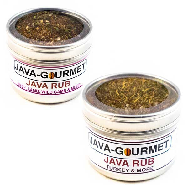 Java Rub Holiday Duo