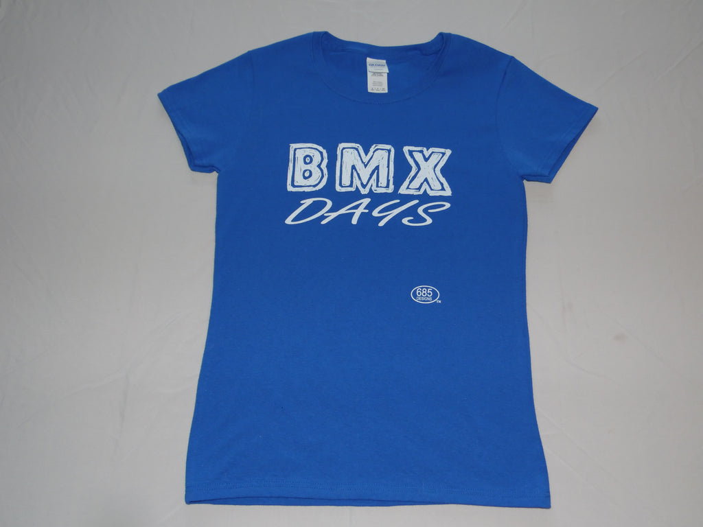 BMX DAYS Short Sleeve Shirt
