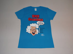 BMX GRANDMA Short Sleeve Shirt