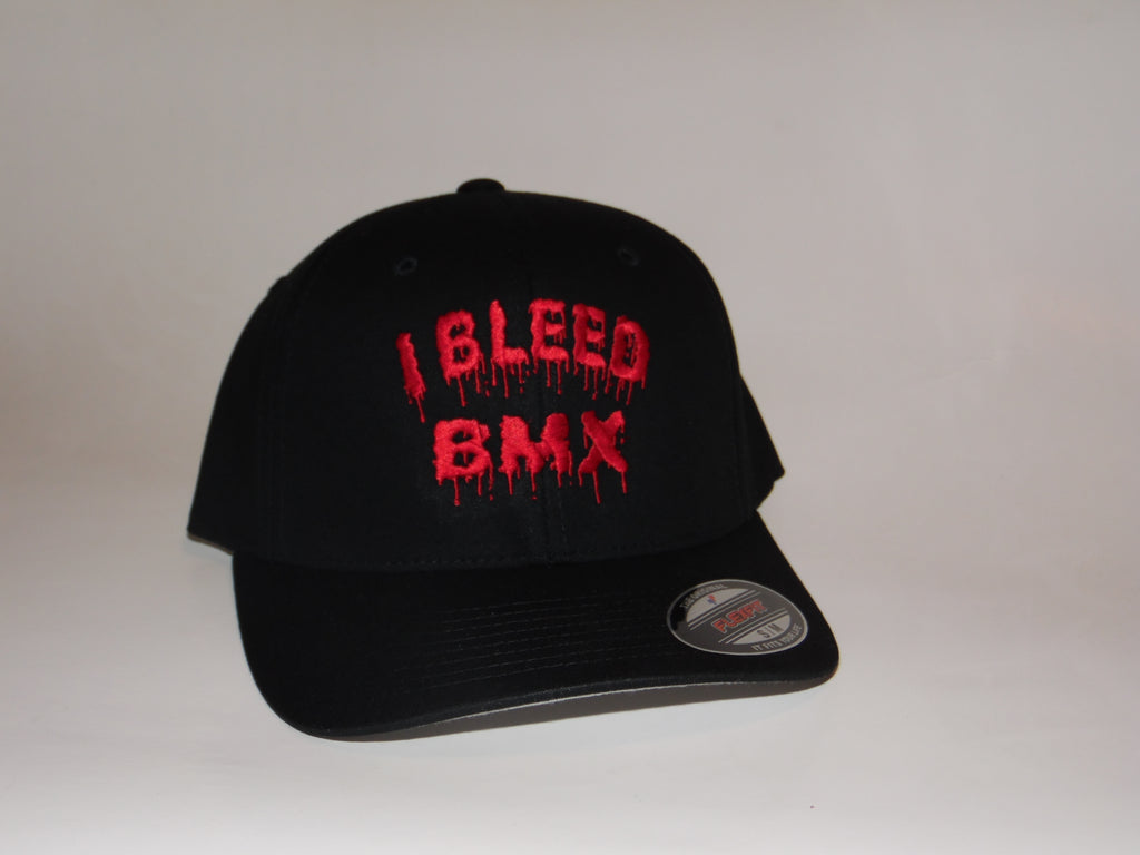 I BLEED BMX  Rounded Bill Hat SM, LXL
