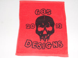 685 Designs Sweat Rags