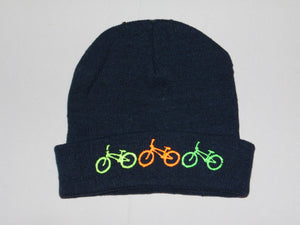 BMX Embroidered Beanies and Skull Caps