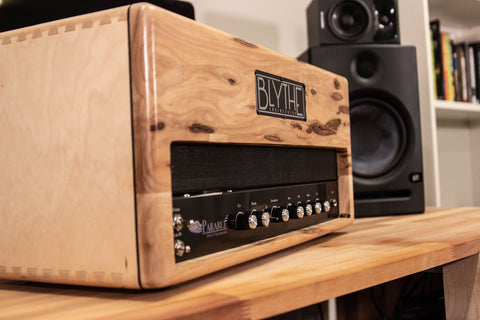 Custom Parable 18 Watt Amplifier