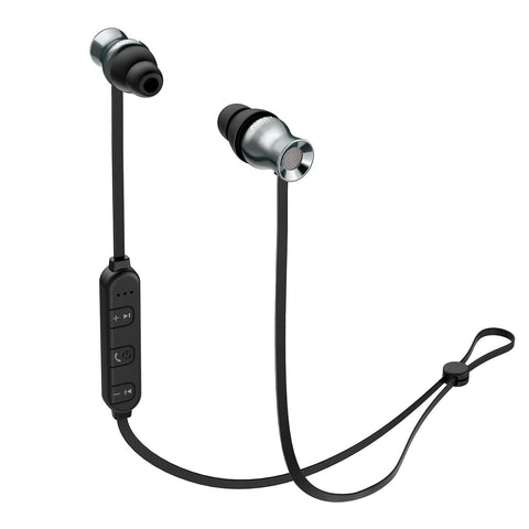 d10de71a8e0 AUKEY EP-B37 Bluetooth Wireless Earbuds with Built-In Remote & Microphone