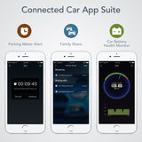nonda ZUS Smart Car Charger with Car Locator App